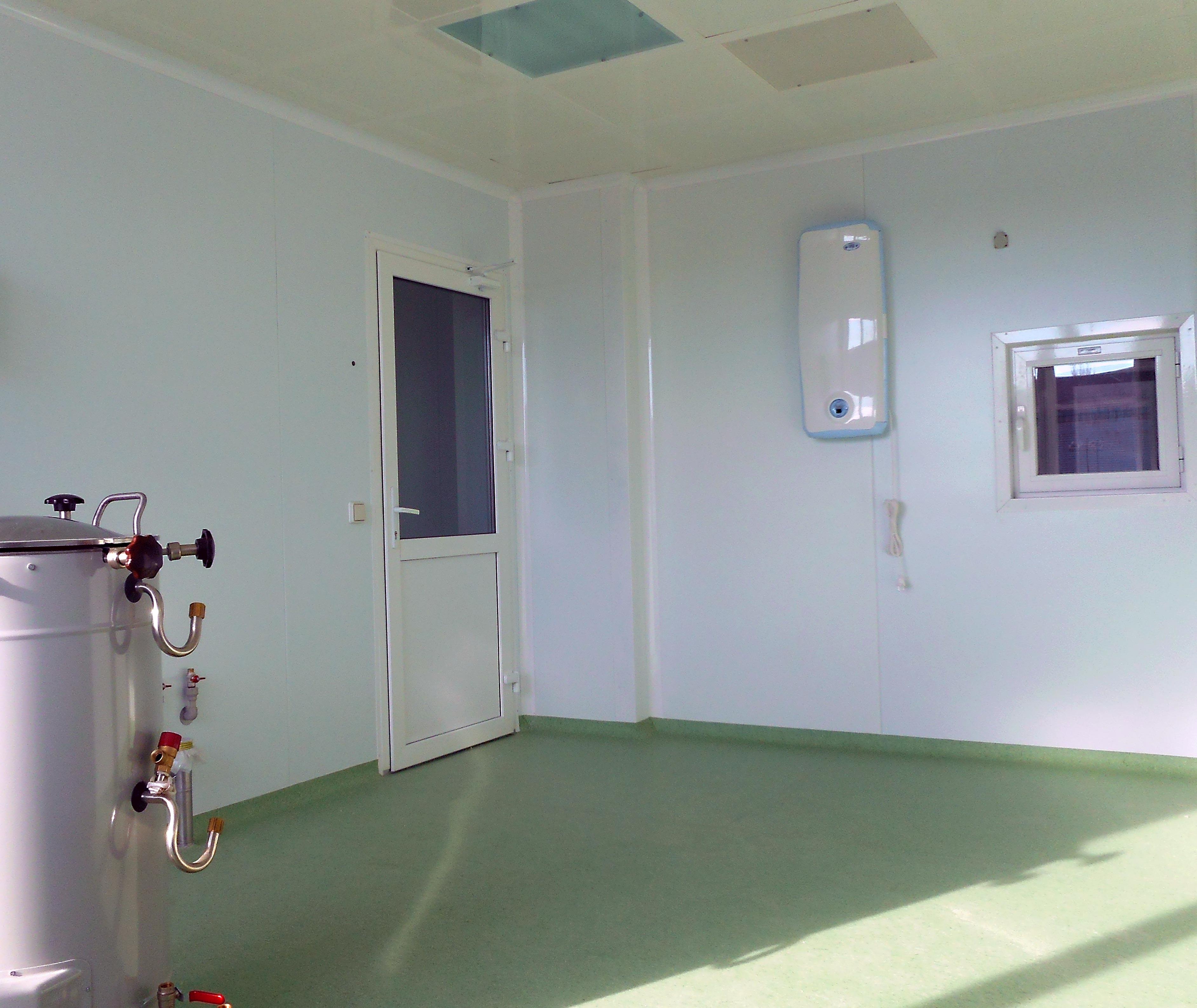 Модуль медицинский климатизированный